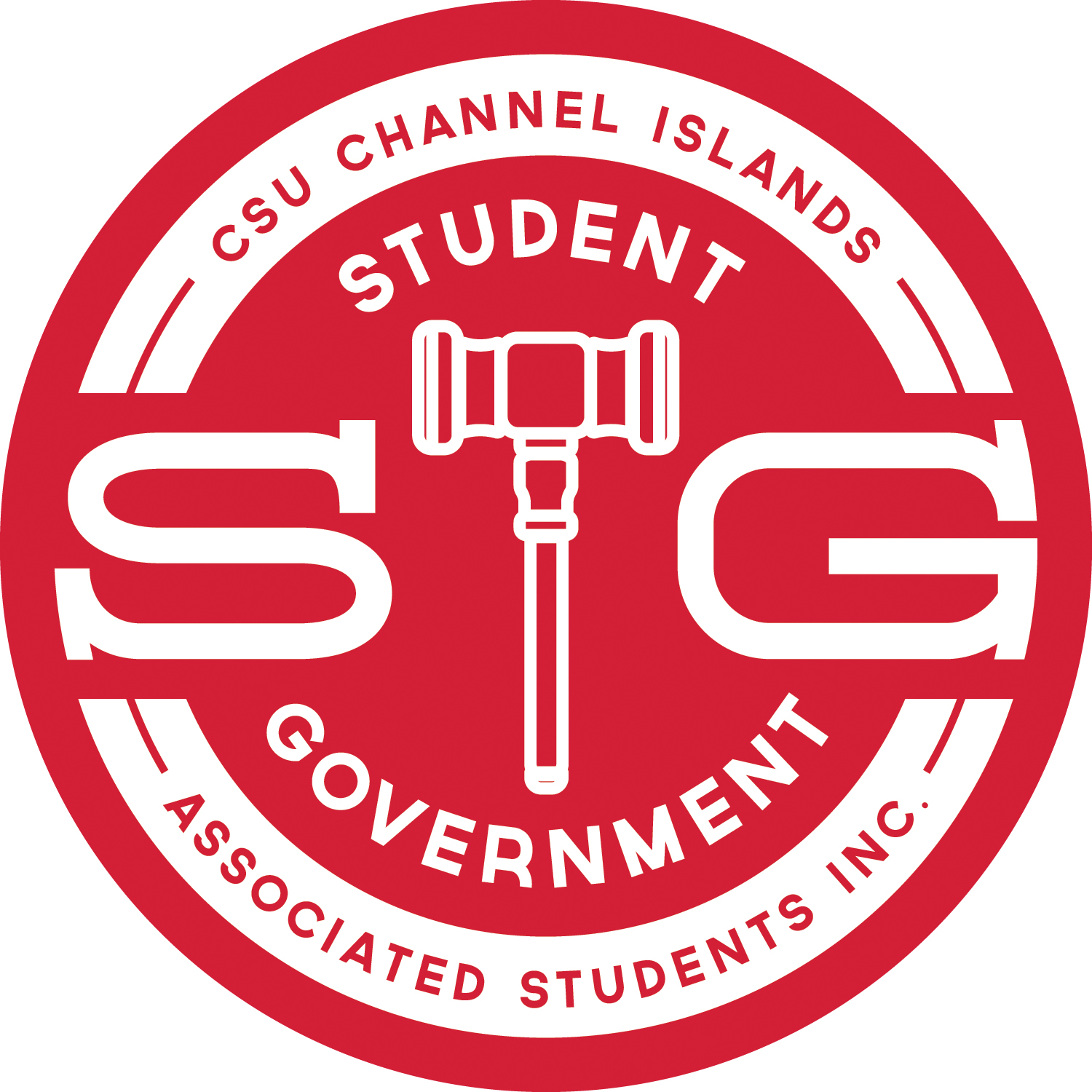 student government logo as of Fall 2016